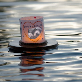 Life Cycle Pet Cremation Floating Lantern Ceremony